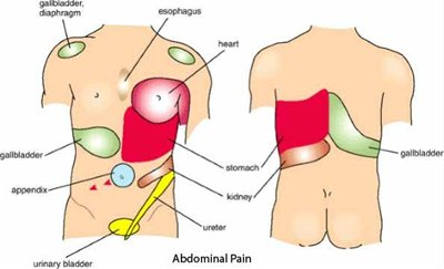 Pain under left rib cage: causes and treatment