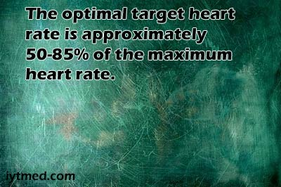 target heart rate for cardio