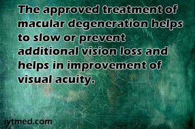 macular degeneration treatment algorithm