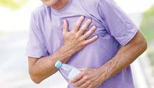 chest pain that comes and goes on left side