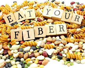 high fiber diet acid reflux