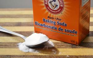 baking soda bath for itching