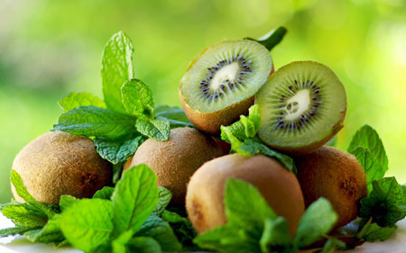 kiwi and high cholesterol