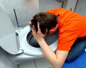how to prevent vomiting when sick
