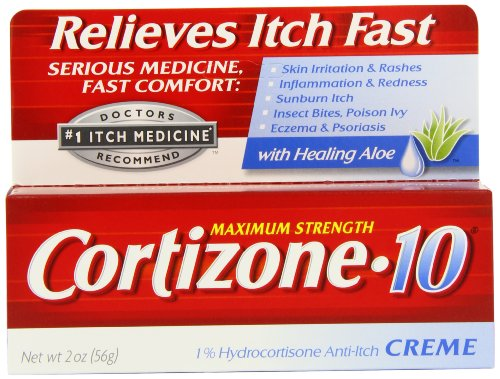 Cortisone Cream Side Effects
