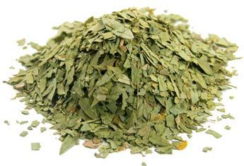 Senna tea (leaves)