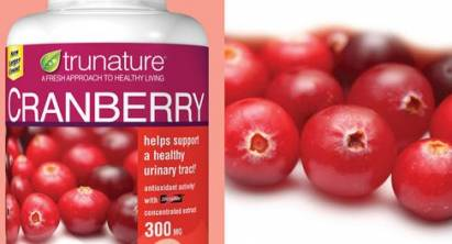 health benefits of cranberry pills