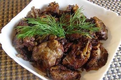 Benefits of eating chicken liver during pregnancy