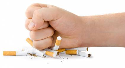do your lungs clean themselves after quitting smoking