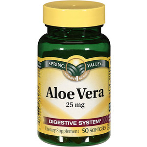 Benefits of Aloe Vera Pills