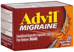 advil also is a blood thinner