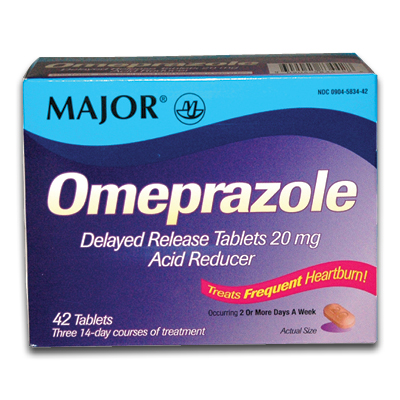 omeprazole and pregnancy first trimester