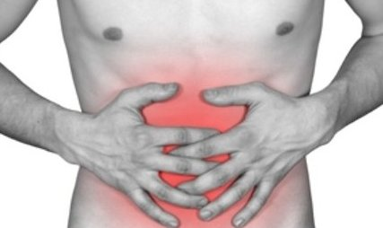 burning sensation in stomach after eating food