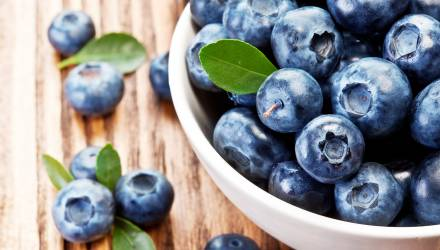 Taking in blueberries might avoid hypertension