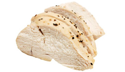Boiled chicken: one of the best foods that help prevent flatulence