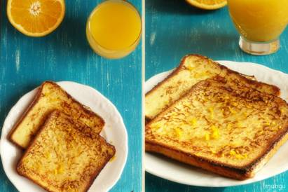 Toast vs. Diarrhea