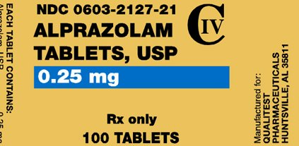 lowest dose of alprazolam