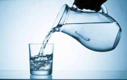 how many glasses of water per day to lose weight