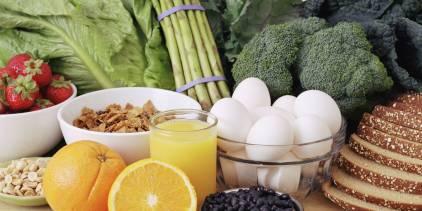 Foods to avoid low folic acid