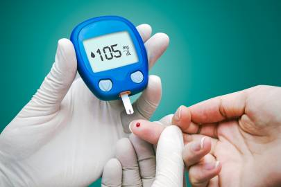 Glucose screening test during pregnancy