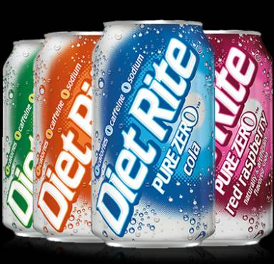 aspartame free diet drinks