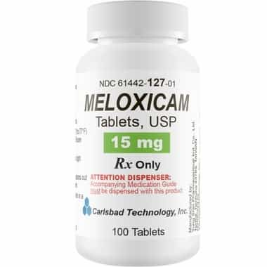 meloxicam abuse and overdose symptoms
