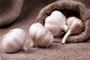natural vasodilators garlic