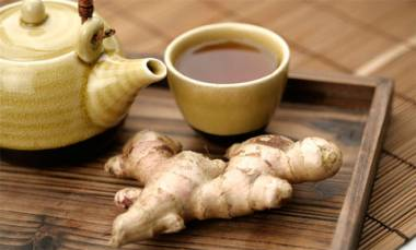 Ginger Tea's Healing Effects