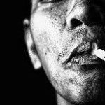 does nicotine cause lung cancer