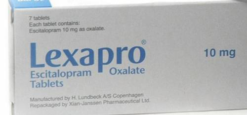 Lexapro Side Effects on Human