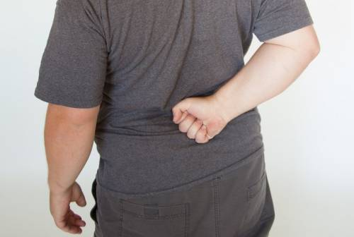 could constipation cause back pain