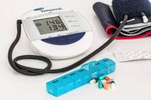 side effects of high blood pressure medications