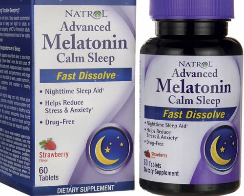 Melatonin Dangerous