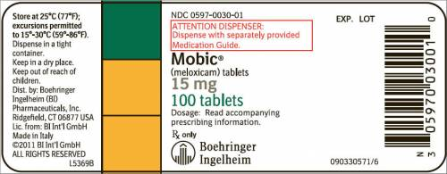 what is mobic 15 mg used for