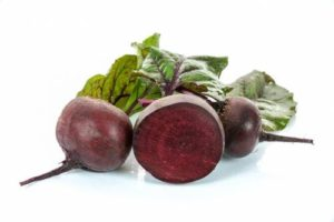 does eating beets make your urine red