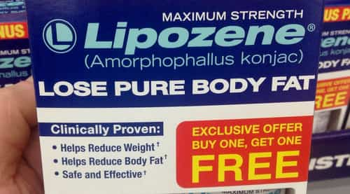 Pack of Lipozene