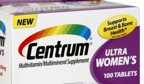 It's believed that around 30 percent of all women are deficient in one or more of these vitamins and minerals, and for many women the risk only increases with age.