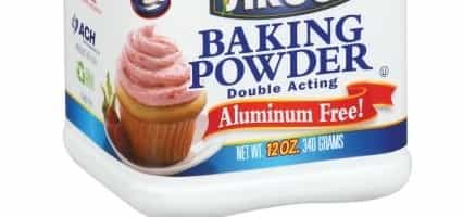 substitution for baking soda with baking powder