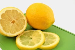 Clearing Acne With Lemon Juice