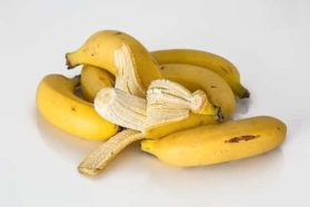 bananas may cause darkish spots in poop