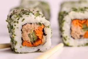 Sushi and Your Health