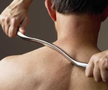 Curing shoulder pain