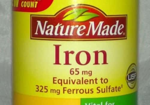 Iron Supplements for adults