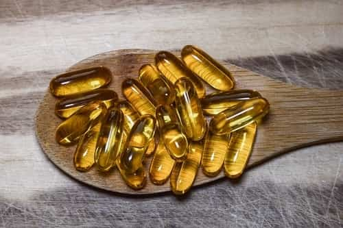 Linking between fish oil and bleeding