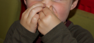 Most burps smell and diarrhea that caused them or the current contents of the stomach.