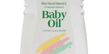 Baby oil is essentially mineral oil with fragrance. Is it good for hair?