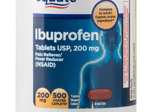 Ibuprofen is used to treat painful conditions such as arthritis, sprains and strains, period (menstrual) pain, migraine headaches, dental pain, and pain after surgical operations. It eases pain and reduces inflammation.