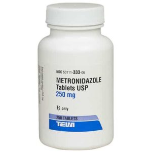 You should to take metronidazole for the full length of time that your doctor prescribes.