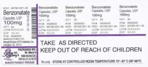 benzonatate over the counter