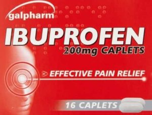 how much ibuprofen to overdose